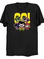 The Powerpuff Titans T-Shirt