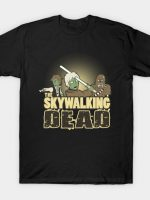 The Skywalking Dead T-Shirt