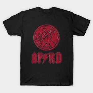 BPRD Rock Band (red stone)