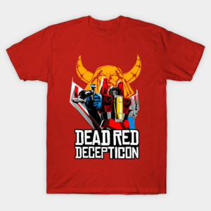 Dead Red Deception T-Shirt