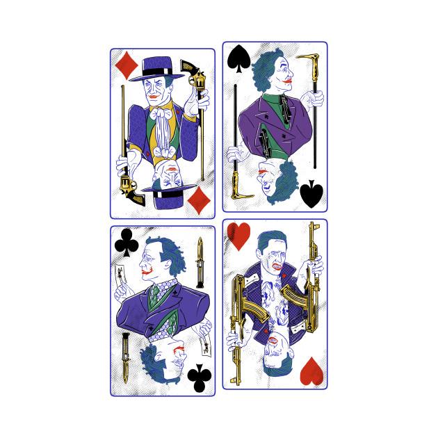 Deck of Jokers