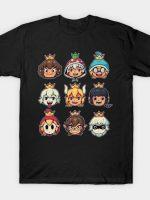 Evil Waifus T-Shirt