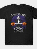 Halloween Town Gym T-Shirt