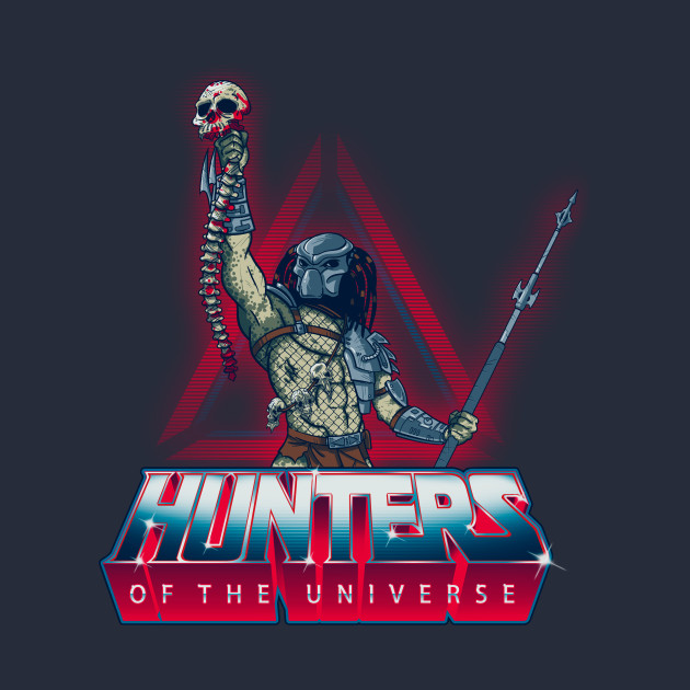 Hunters of the Universe