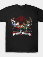 Mighty Morbid Horror Rangers T-Shirt