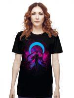 Queen Of Darkness Art T-Shirt