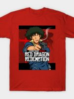 Red Dragon Redemption T-Shirt
