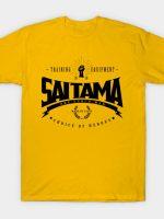 Saitama Choice of Heroes T-Shirt