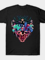 Samurai Ragnarjack T-Shirt