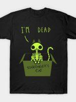 Schrödinger night 2 T-Shirt
