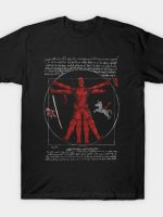 Vitruvian regeneration T-Shirt