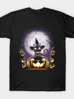 WITCH CAT NIGHT T-Shirt