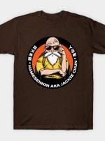 kamesennin aka Jackie Chun T-Shirt