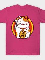 lucky cat - Maneki neko T-Shirt