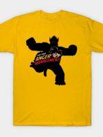songoku, anger management T-Shirt
