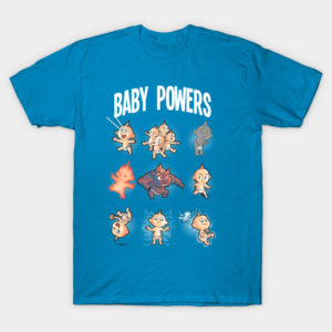 Baby powers