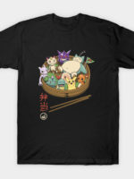 Bento Pocket Monsters T-Shirt