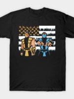 Black Dragonia T-Shirt