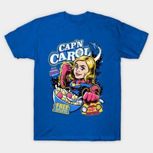 Cap'n Carol Breakfast Cereal