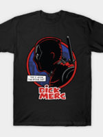 Dick Merc Logo T-Shirt