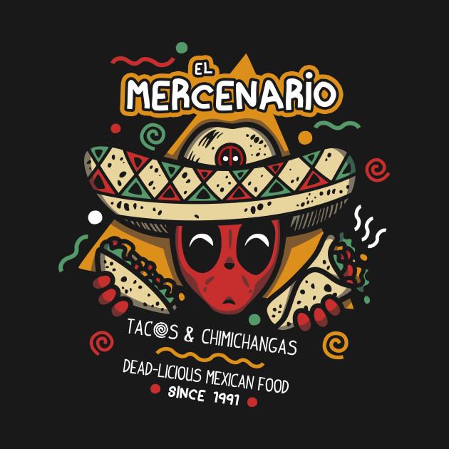 El Mercenario Mexican Food