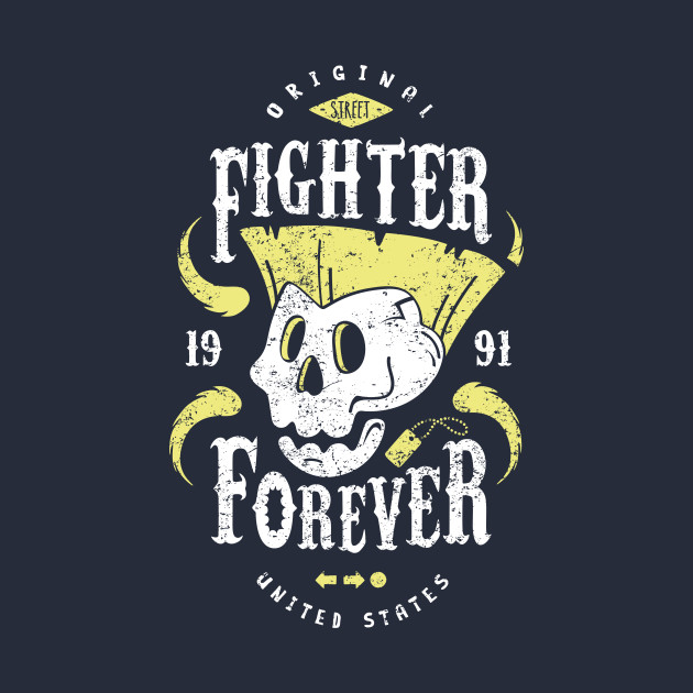 Fighter Forever Guile