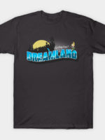 Greetings from dreamland T-Shirt