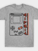 Handy Game Machine T-Shirt