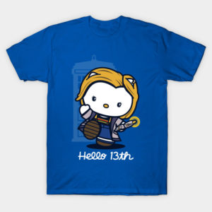 Hello 13th T-Shirt