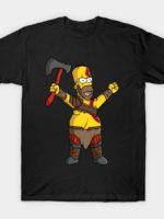 Homer is God T-Shirt