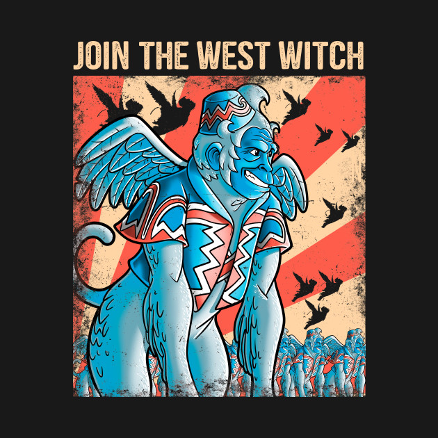 Join the west witch
