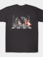 Jungle road T-Shirt