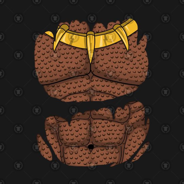 King Killmonger Torn