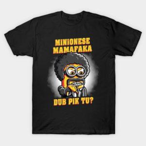 Minionese Mamafaka