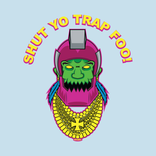 Mr. Trap Jaw