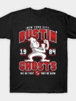 New York City Bustin' Ghosts T-Shirt