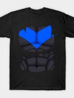 Night Wing Torn T-Shirt