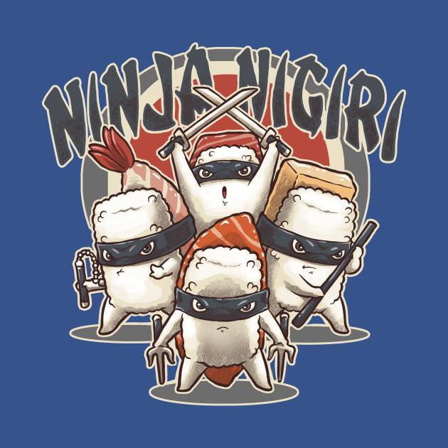 Ninja Nigiri