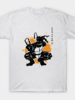 Nunchaku Warrior T-Shirt