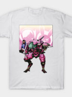 Overwatch - D.va T-Shirt