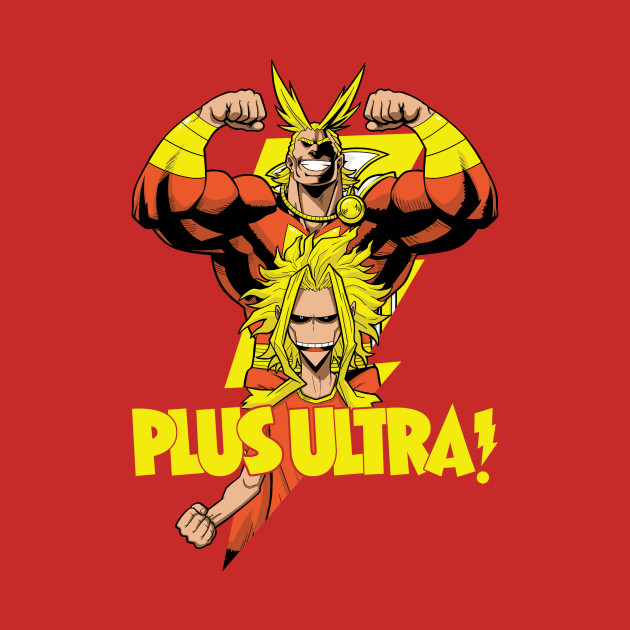 PLUS ULTRA!