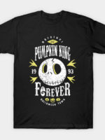 Pumpkin King Forever T-Shirt