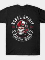 Rebel Since 2015 T-Shirt