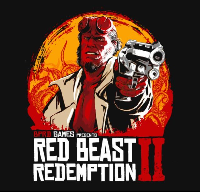 Red Beast Redemption
