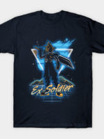 Retro Ex-Soldier T-Shirt