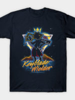 Retro Keyblade Wielder T-Shirt