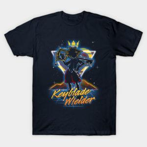 Retro Keyblade Wielder