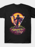 Retro Pumpkin King T-Shirt
