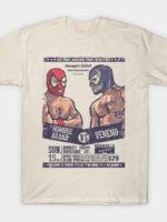 Super Luchadores - 3 T-Shirt