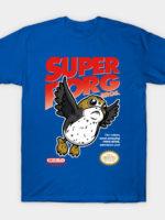 Super Porg Bros v2 T-Shirt